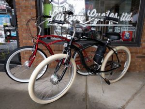 Lawson Cycles Electric Bicycle Conversion 6
