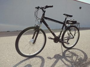 Lawson Cycles Electric Bicycle Conversion 11