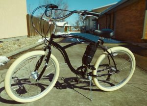 Lawson Cycles Electric Bicycle Conversion 10