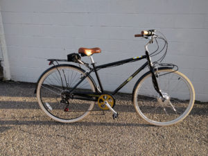Lawson Cycles Electric Bicycle Conversion 8