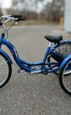 Lawson Cycles Electric Bicycle Conversion 5