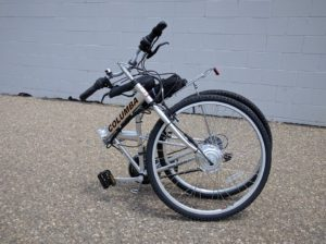 Lawson Cycles Electric Bicycle Conversion 3