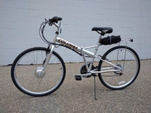 Lawson Cycles Electric Bicycle Conversion 2