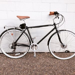 Lawson Cycles Electric Bicycle Conversion 1
