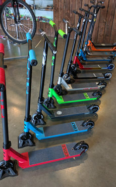 Fort Collins Scooter Shop
